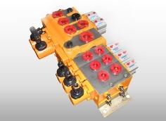 QSF气控多路换向阀